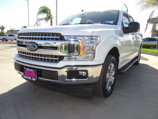 Used 2019 Ford F-150 XLT in Hanford, CA