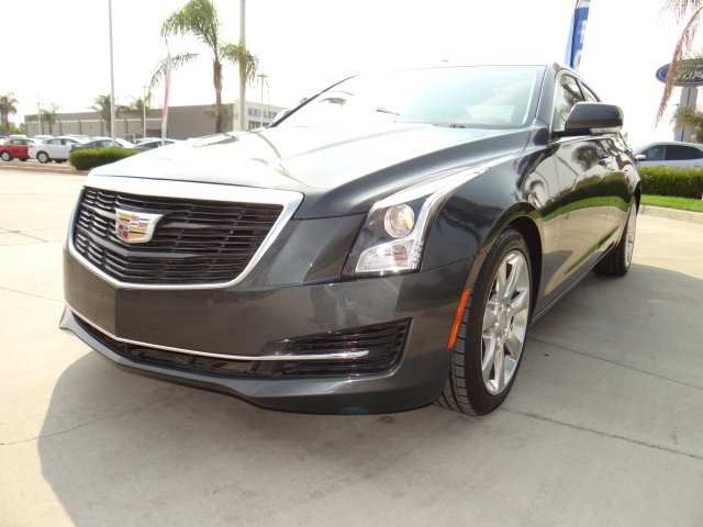 Used 2016 Cadillac ATS 2.0L Turbo Luxury in Hanford, CA