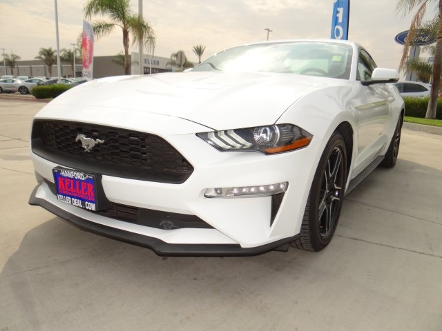 Used 2018 Ford Mustang EcoBoost Premium in Hanford, CA