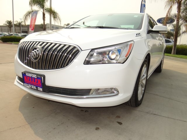 Used 2016 Buick LaCrosse Leather Group in Hanford, CA