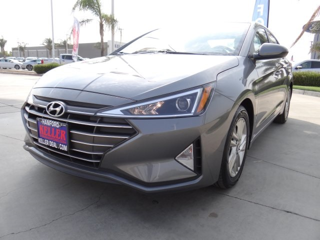 Used 2019 Hyundai Elantra SEL in Hanford, CA