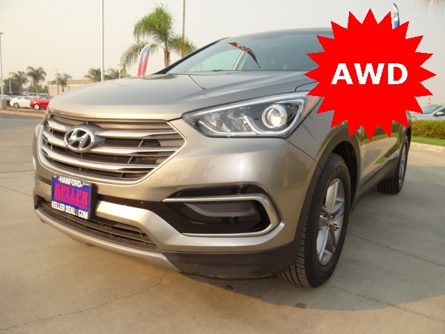 Used 2017 Hyundai Santa Fe Sport 2.4 Base in Hanford, CA
