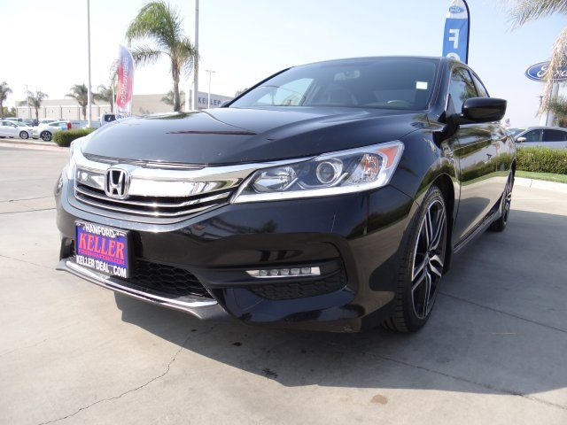 Used 2017 Honda Accord Sport in Hanford, CA