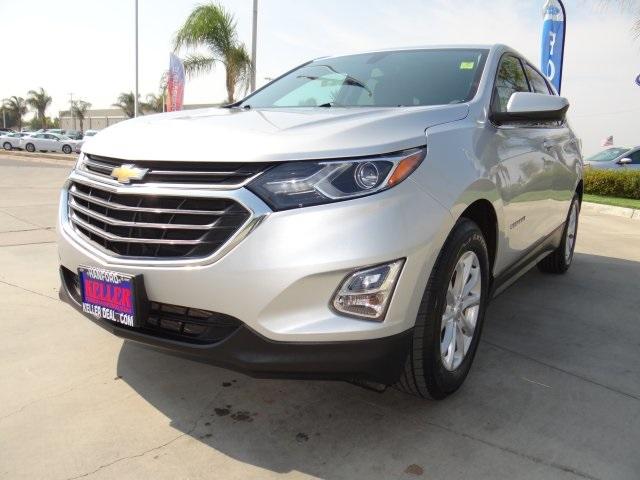 Used 2018 Chevrolet Equinox LT in Hanford, CA