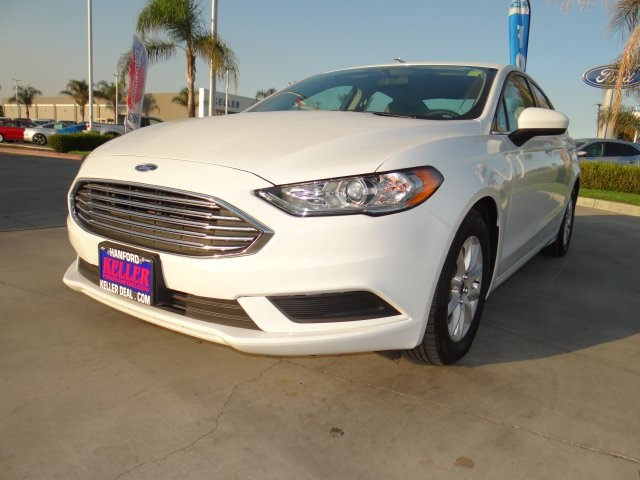Used 2018 Ford Fusion S in Hanford, CA