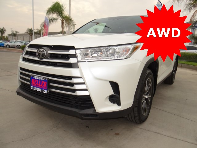 Used 2019 Toyota Highlander LE Plus in Hanford, CA