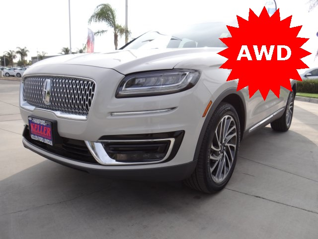 Used 2019 Lincoln Nautilus Reserve in Hanford, CA
