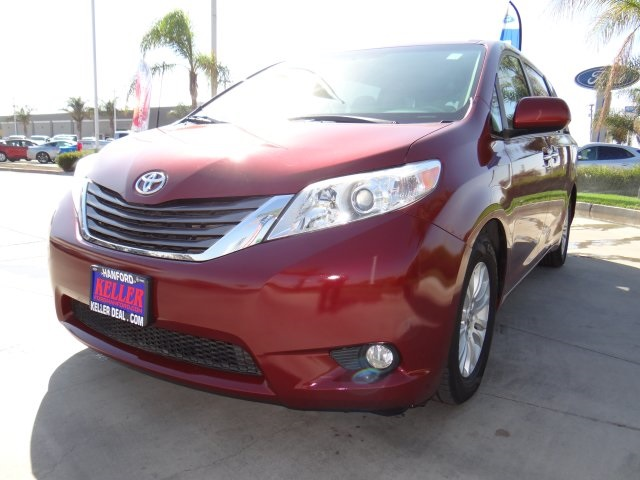 Used 2013 Toyota Sienna XLE in Hanford, CA
