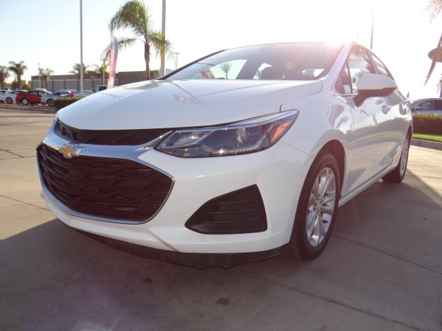Used 2019 Chevrolet Cruze LT in Hanford, CA