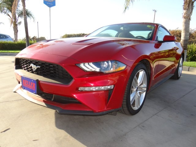 Used 2020 Ford Mustang EcoBoost in Hanford, CA