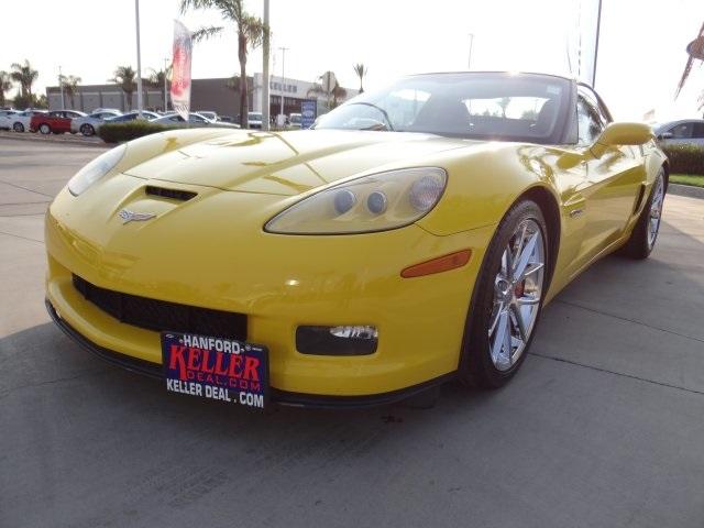 Used 2013 Chevrolet Corvette Z06 in Hanford, CA
