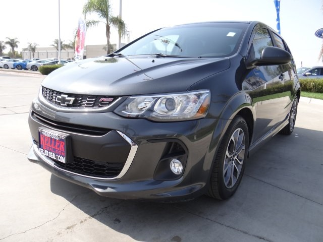 Used 2018 Chevrolet Sonic LT in Hanford, CA