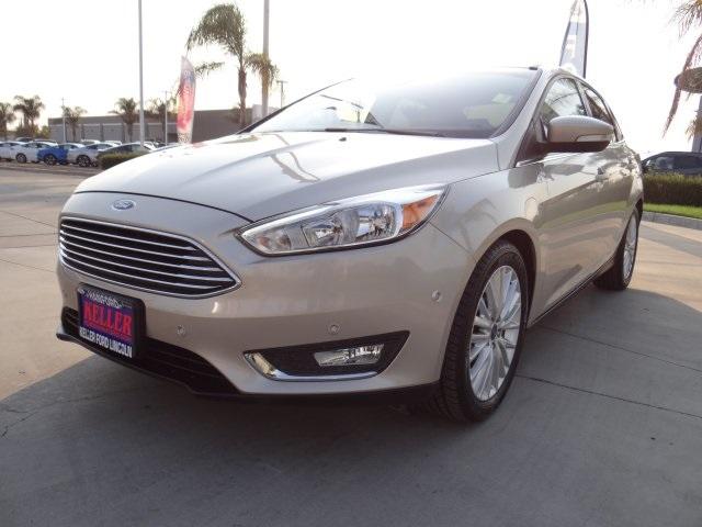 Used 2018 Ford Focus Titanium in Hanford, CA