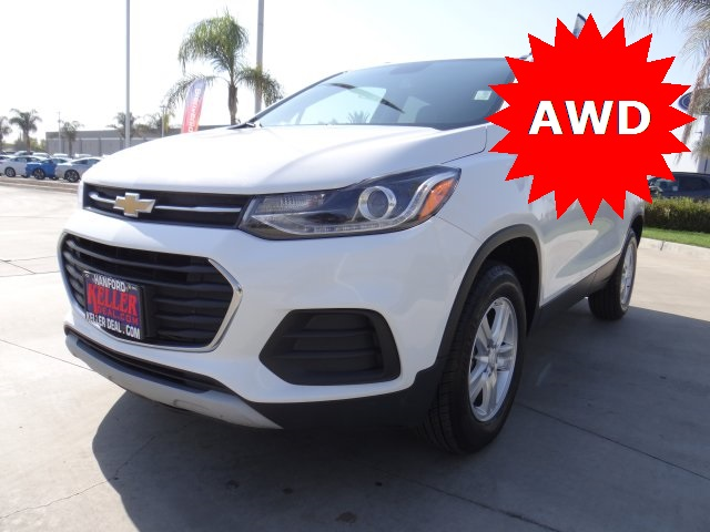 Used 2018 Chevrolet Trax LT in Hanford, CA