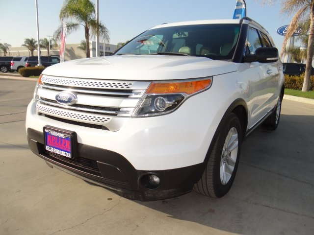Used 2014 Ford Explorer XLT in Hanford, CA