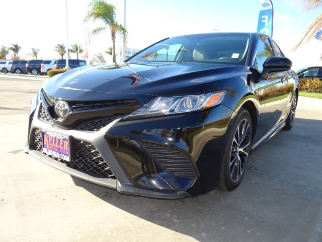Used 2018 Toyota Camry SE in Hanford, CA