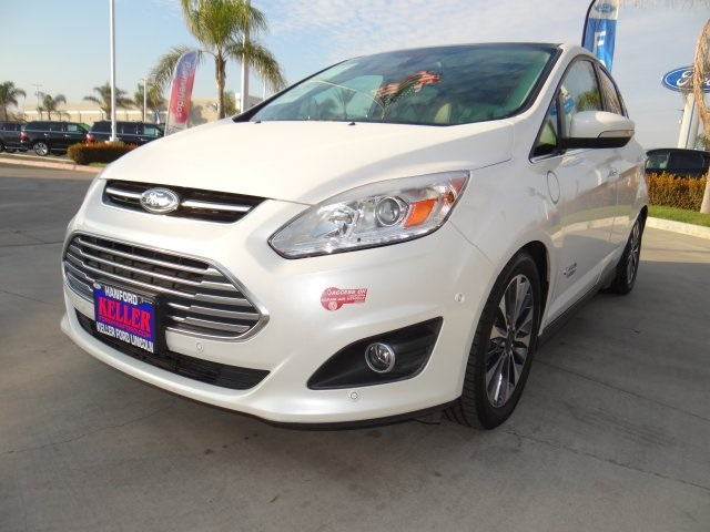 Used 2017 Ford C-Max Energi Titanium in Hanford, CA