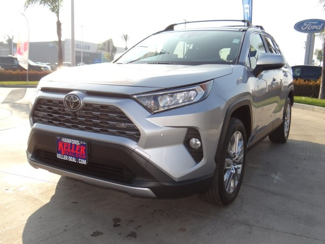 Used 2019 Toyota RAV4 Limited in Hanford, CA