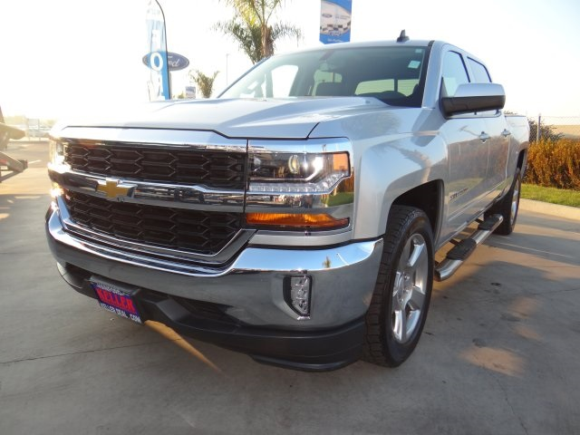 Used 2018 Chevrolet Silverado 1500 LT in Hanford, CA