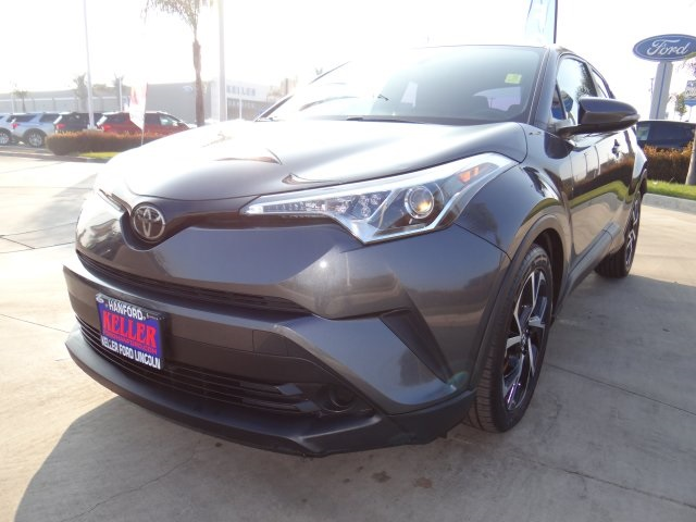 Used 2018 Toyota C-HR XLE in Hanford, CA