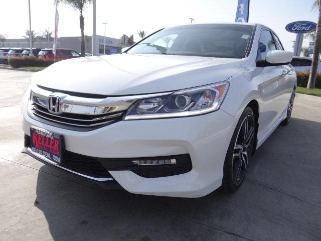Used 2017 Honda Accord Sport in Hanford, CA
