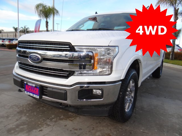 Used 2019 Ford F-150 Lariat in Hanford, CA