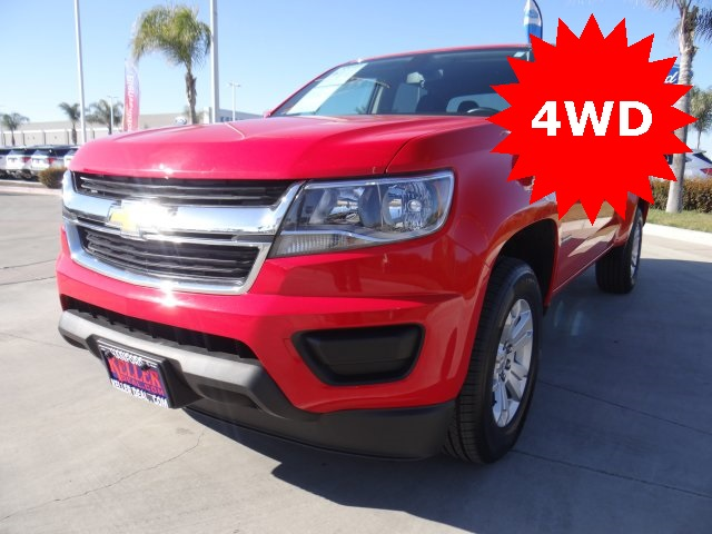 Used 2020 Chevrolet Colorado LT in Hanford, CA