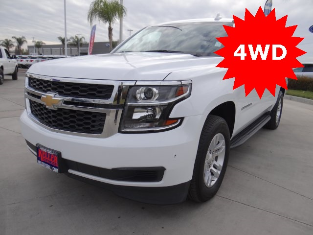 Used 2020 Chevrolet Suburban LT in Hanford, CA