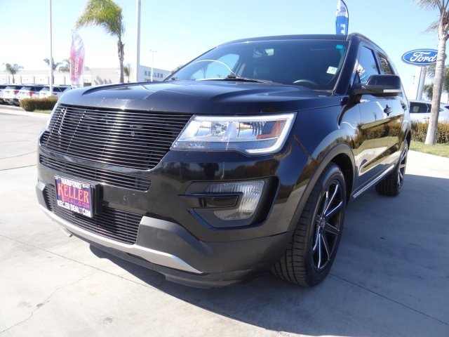 Used 2016 Ford Explorer XLT in Hanford, CA