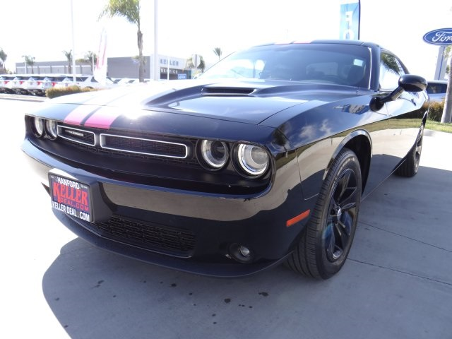 Used 2019 Dodge Challenger SXT in Hanford, CA
