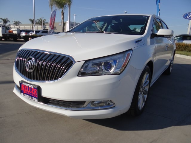 Used 2015 Buick LaCrosse Leather Group in Hanford, CA