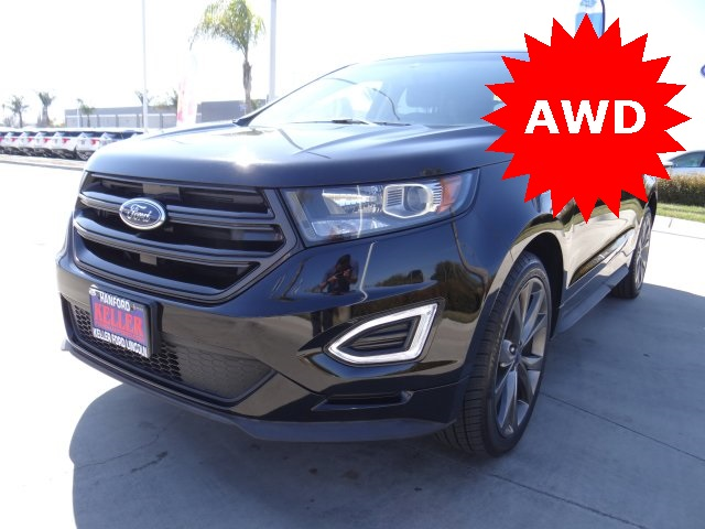 Used 2017 Ford Edge Sport in Hanford, CA