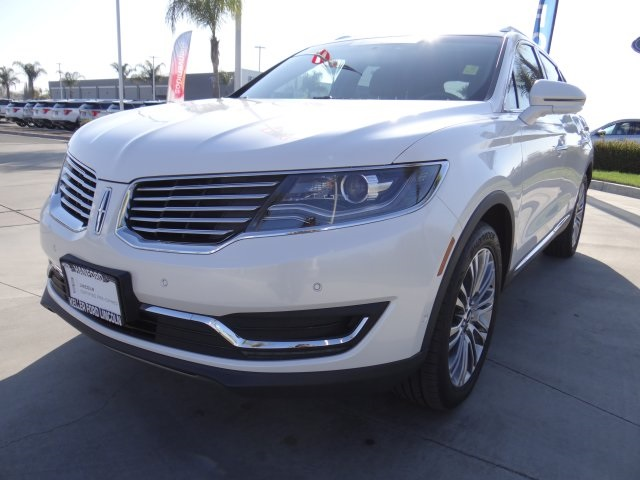 Used 2018 Lincoln MKX Reserve in Hanford, CA