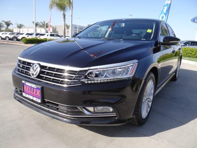 Used 2017 Volkswagen Passat 1.8T SE in Hanford, CA