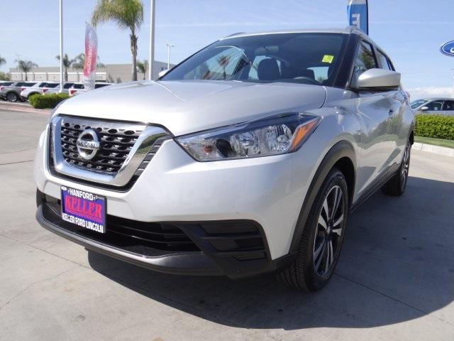 Used 2019 Nissan Kicks SV in Hanford, CA