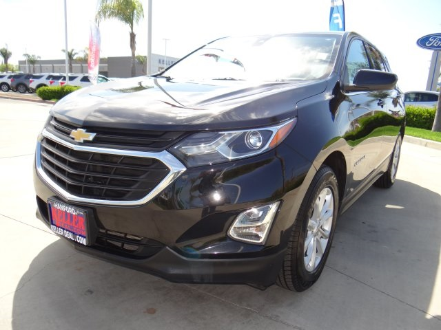Used 2020 Chevrolet Equinox LT in Hanford, CA