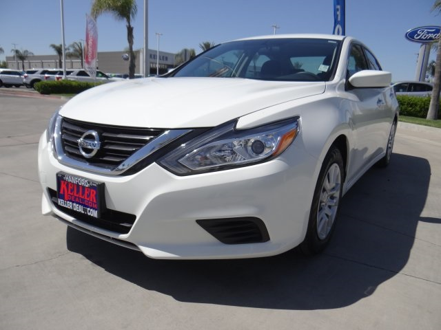 Used 2018 Nissan Altima 2.5 S in Hanford, CA