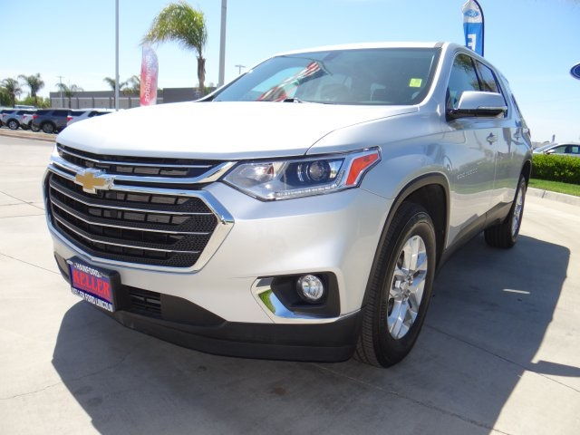Used 2020 Chevrolet Traverse LT Leather in Hanford, CA