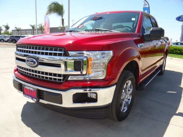 Used 2018 Ford F-150 XLT in Hanford, CA