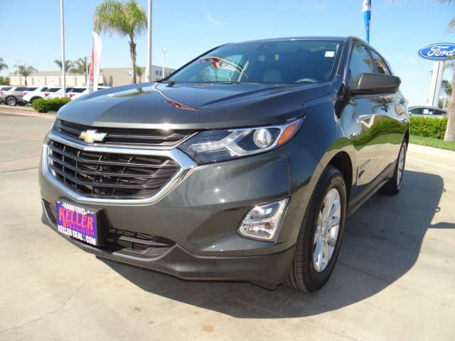 Used 2020 Chevrolet Equinox LS in Hanford, CA