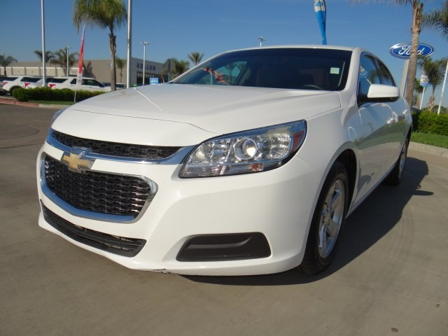 Used 2016 Chevrolet Malibu Limited LT in Hanford, CA