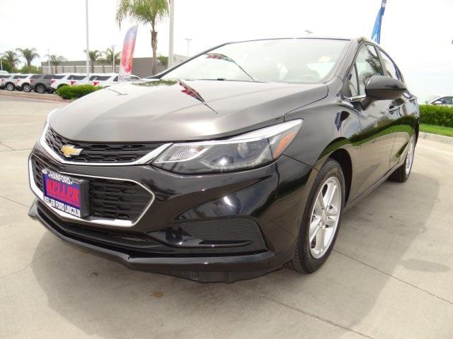 Used 2018 Chevrolet Cruze LT in Hanford, CA