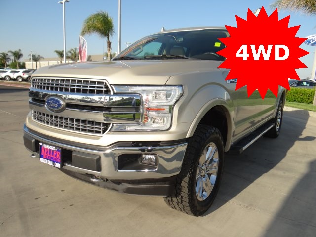 Used 2018 Ford F-150 Lariat in Hanford, CA