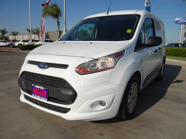 Used 2016 Ford Transit Connect XLT in Hanford, CA