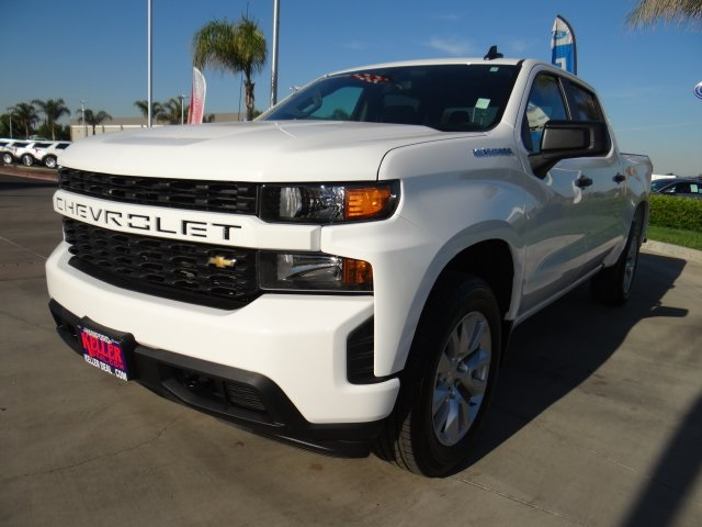 Used 2020 Chevrolet Silverado 1500 Custom in Hanford, CA