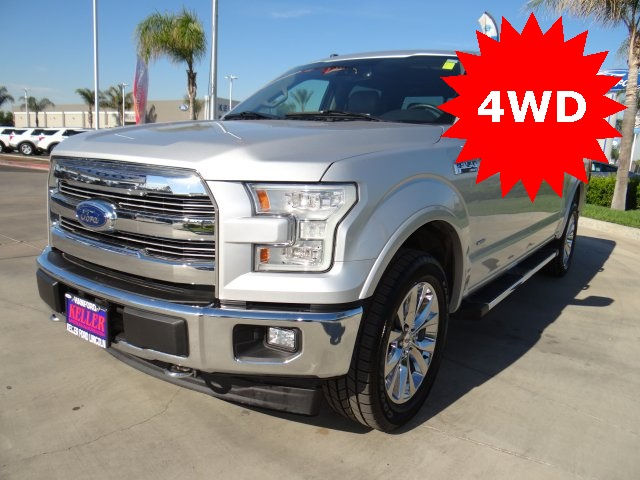 Used 2017 Ford F-150 Lariat in Hanford, CA