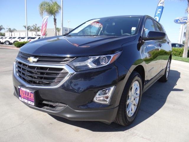 Used 2021 Chevrolet Equinox LT in Hanford, CA