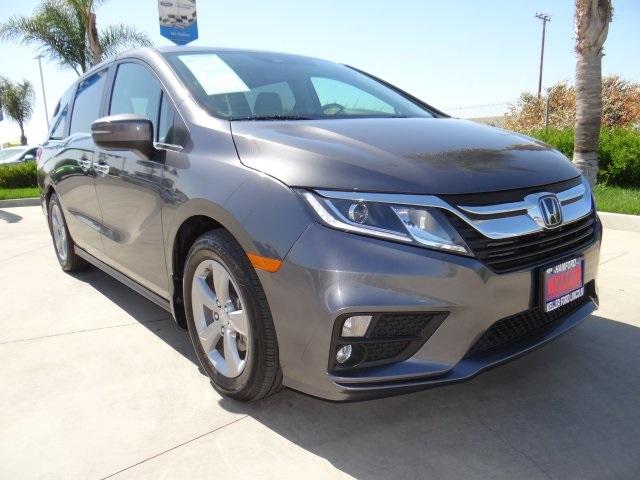 Used 2018 Honda Odyssey EX-L in Hanford, CA