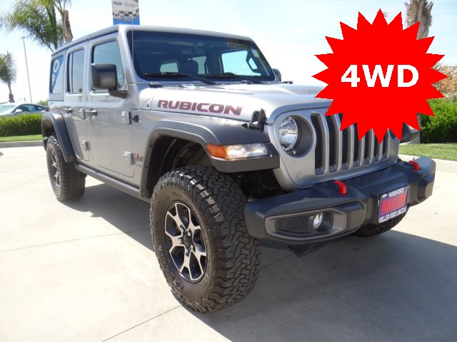 Used 2019 Jeep Wrangler Unlimited Rubicon in Hanford, CA