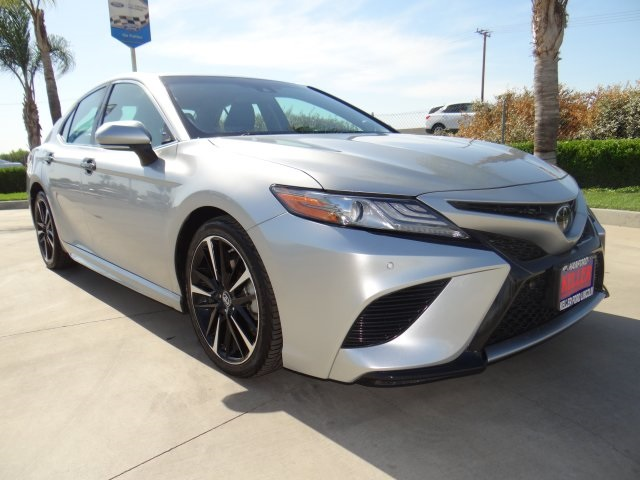 Used 2018 Toyota Camry XSE in Hanford, CA